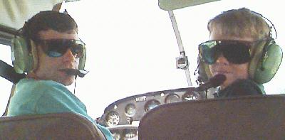 Picture of pilot