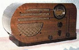 Philco 610 after restoration