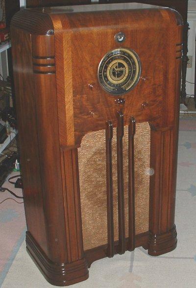 1937 Sparton 867